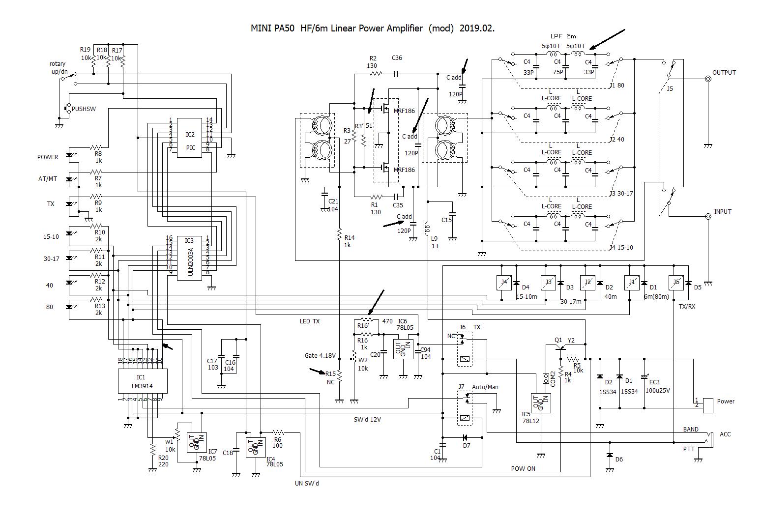 minipa50 hf amp